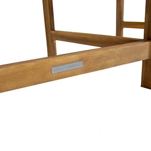 FSC Acacia Wood Companion Seat
