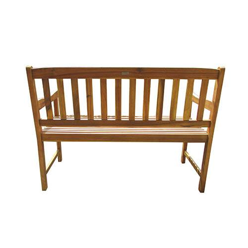 Acacia 2-3 Seater Wooden Bench
