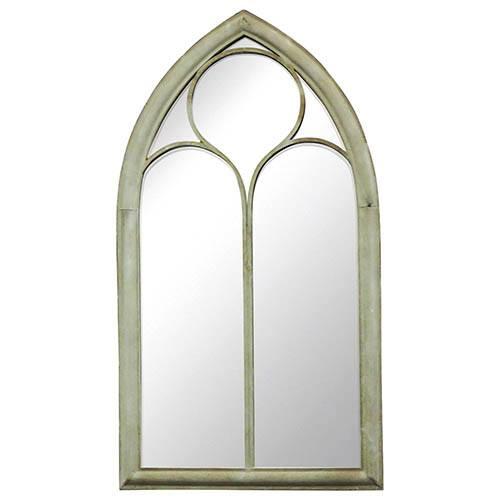 Gothic Chapel Mirror - Sand