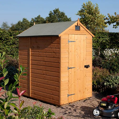 Security Shed 6x4