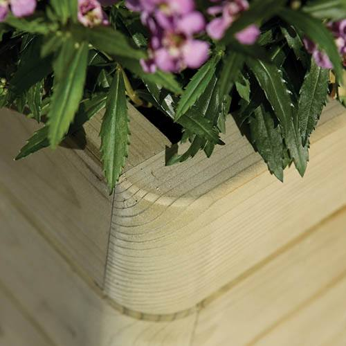 Marberry Rectangular Planter