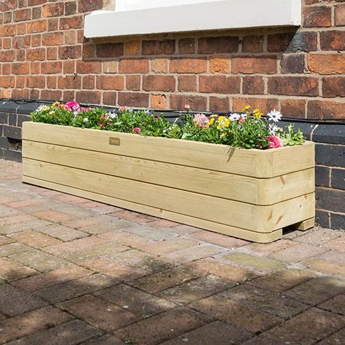 Marberry Patio Planter