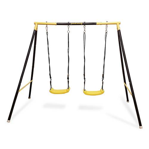 Double Swing Set
