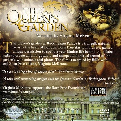 The Queens Garden DVD