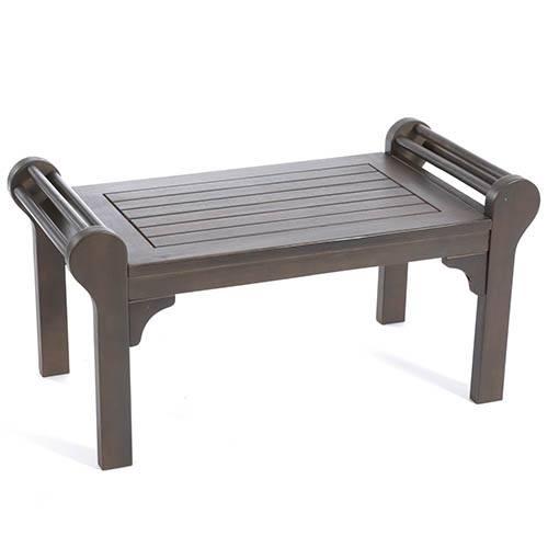 Lutyens Low Level Table - Woodland Grey