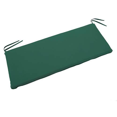 Lutyens Bench Cushion - Green