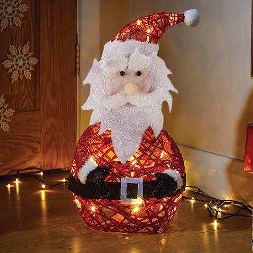 Sparkly Santa