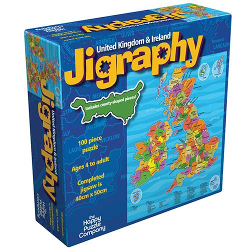 Jigraphy UK & Ireland