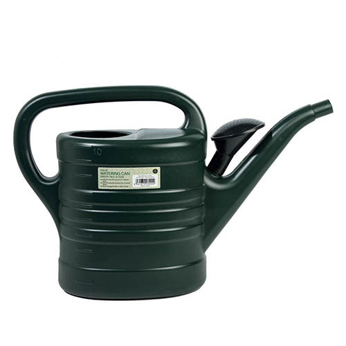 Value Watering Can Anthracite 10ltr W3022