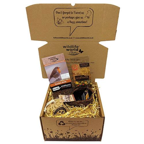 Bird Themed Gift Pack