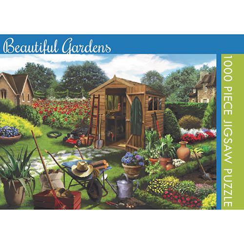 Beautiful Gardens Jigsaw
