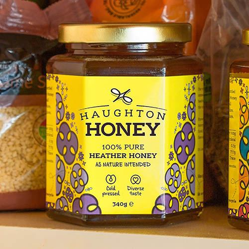English Heather Honey-4 Pack