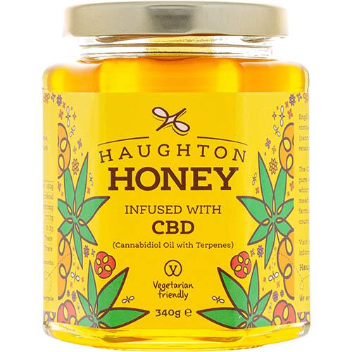 Honey Infused with CBD Oil-4 Pack