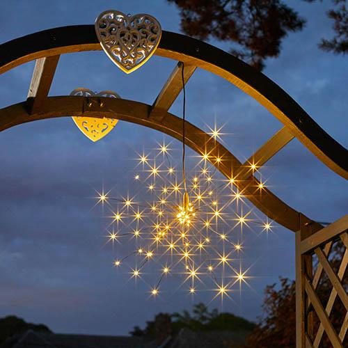 Starburst Pendant