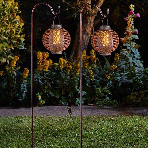 Forli Flaming Lantern-2 Pack
