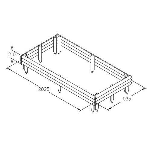 Bed Builder Pack
