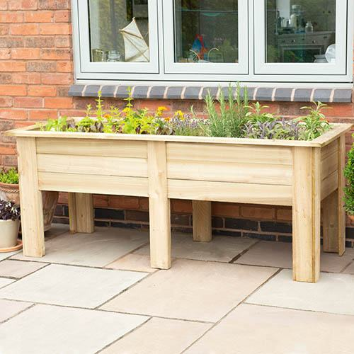 Large Kitchen Garden Planter - 1.8m