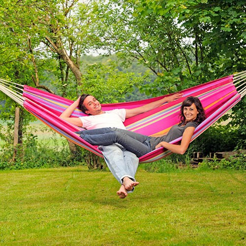 Barbados Grenadine Double Hammock