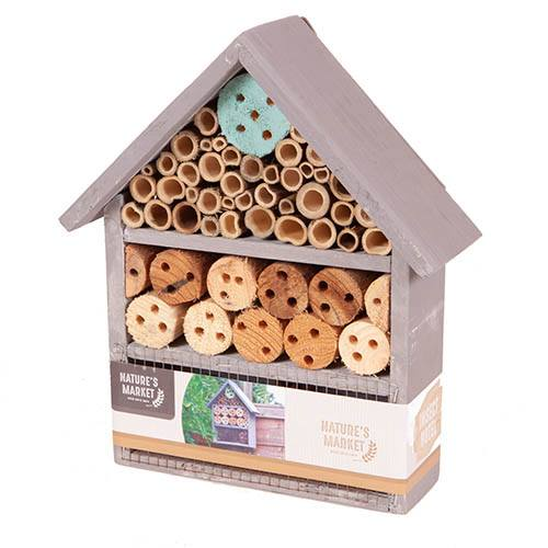 Wooden Insect House, Bug Hotel