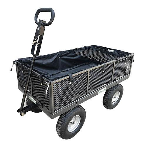 The Handy Deluxe Large Garden Trolley