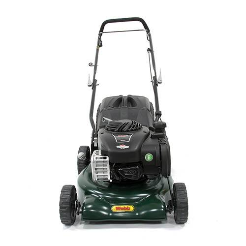 Webb R16HP 16 Hand Propelled Petrol Rotary Lawn Mower