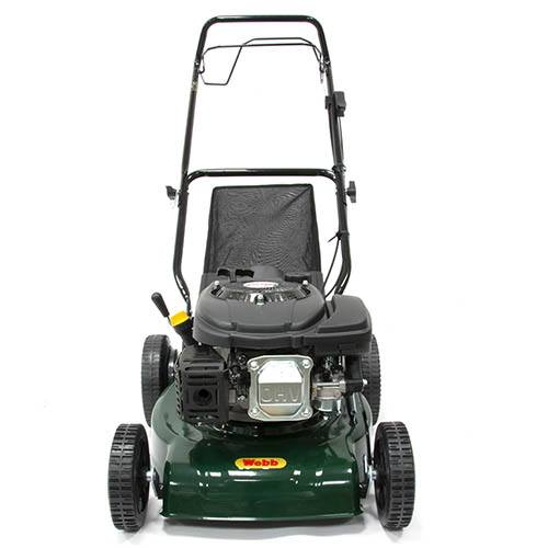Webb R41SP 16 Self Propelled Petrol Rotary Lawn Mower