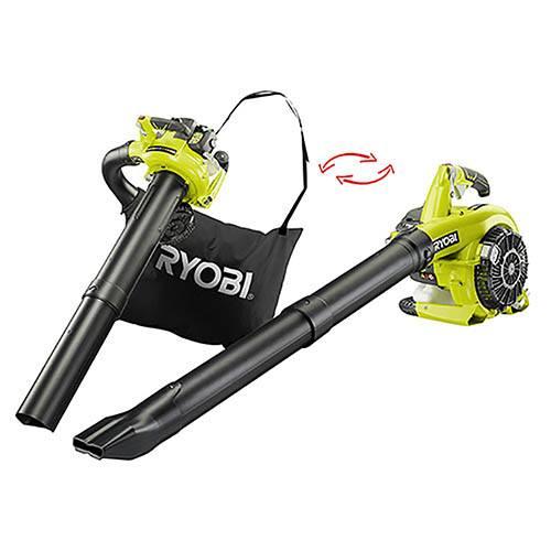 Ryobi RBV26B Petrol Garden Blower & Vac