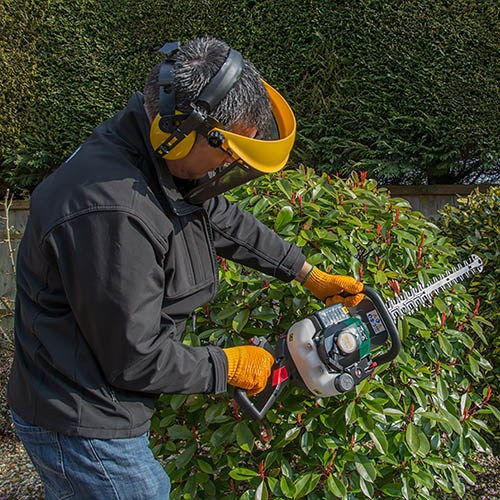 Webb HC600 26cc Double Sided Petrol Hedge Trimmer