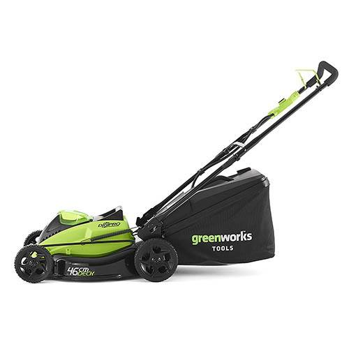 Greenworks 40V Cordless Grass Trimmer with Battery and Charger