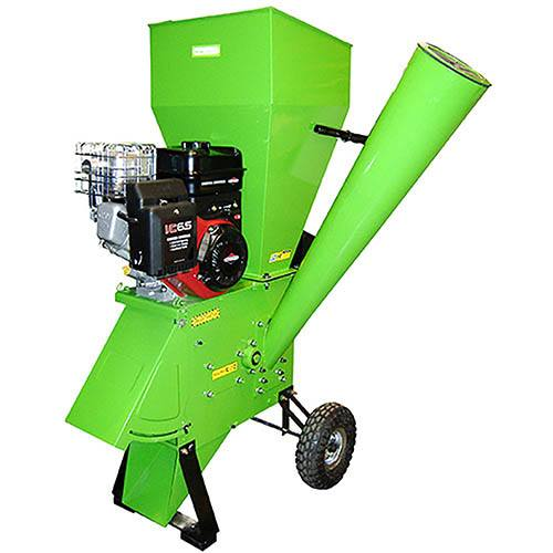 The Handy Petrol Chipper Shredder
