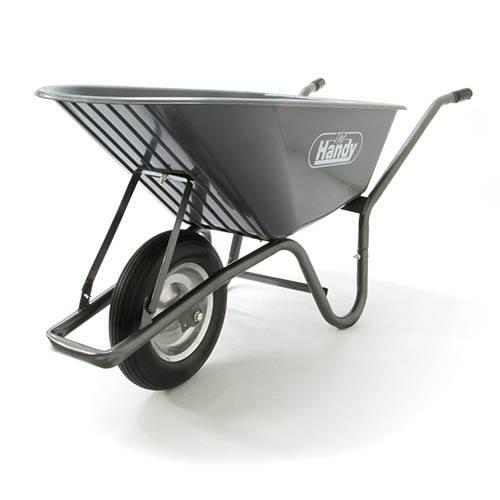 The Handy 90 Litre Poly Wheel Barrow