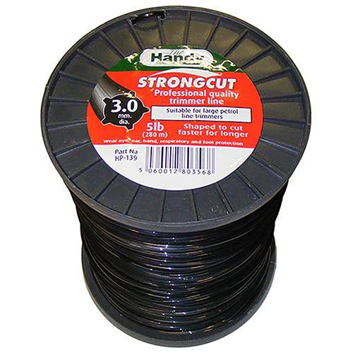 Strong Cut Professional Quality Nylon Trimmer Line 280m X 3.0mm