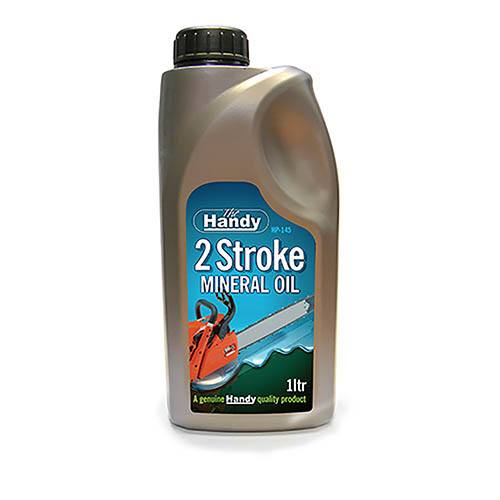 Handy 2 Stroke Engine Mineral Oil 1 Litre
