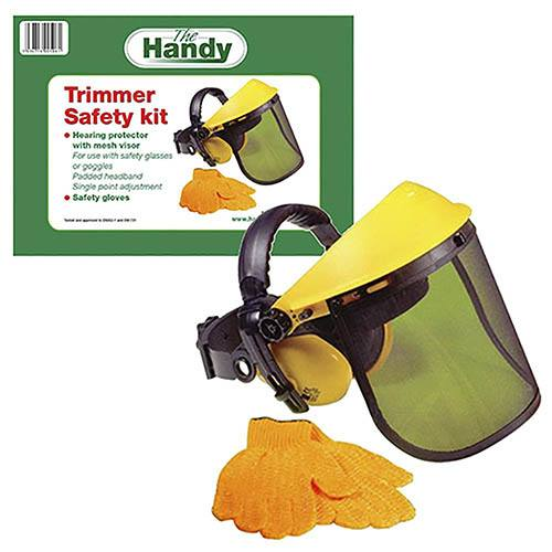 Grass Trimmer Safety Kit