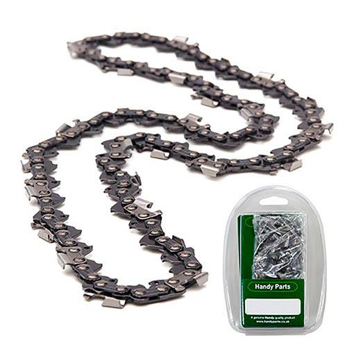 Chainsaw Chain Loop - 3/8 1.1mm x 52 Drive Links