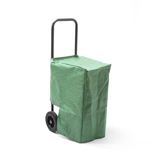 The Handy Log Cart With Cover