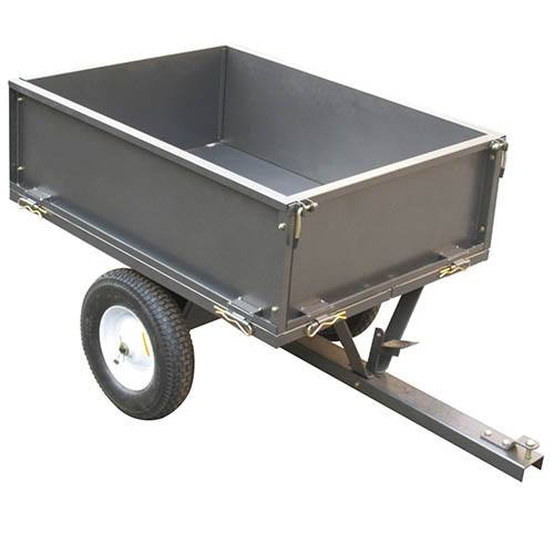 The Handy 500lbs Towed Trailer