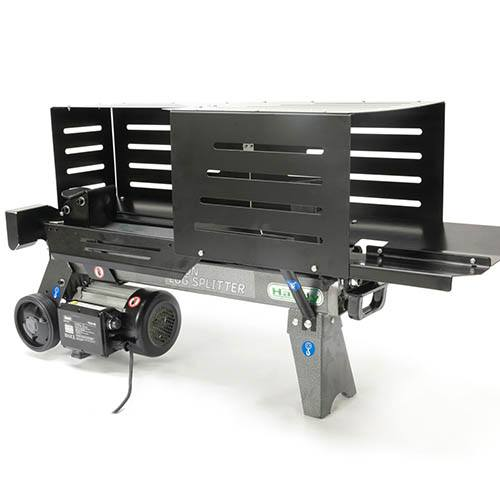 The Handy 4 Ton Electric Log Splitter With Guards