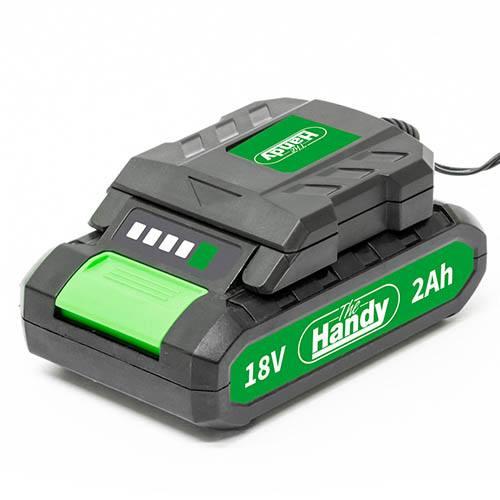 The Handy 18 Volt Cordless Tiller