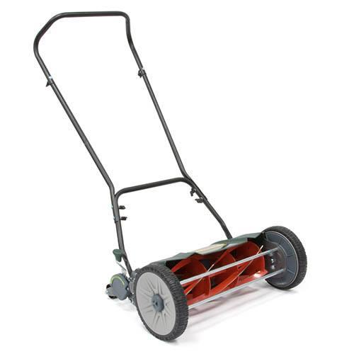 Webb H18 18 Contact Free Sidewheel Walk Behind Push Mower