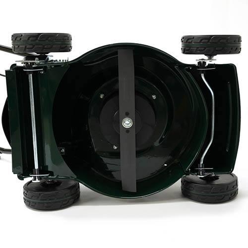 Webb R16LIHP 16 Push Steel Deck Cordless Rotary Mower