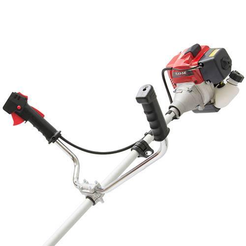 Webb PK35CH 35cc 2 Stroke Straight Shaft Cow Horn Handle Brush Cutter