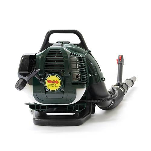Webb BPB33 33cc Petrol Back Pack Blower