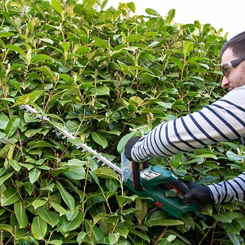 Webb 20VHT 20v 2Ah Cordless Hedge Trimmer