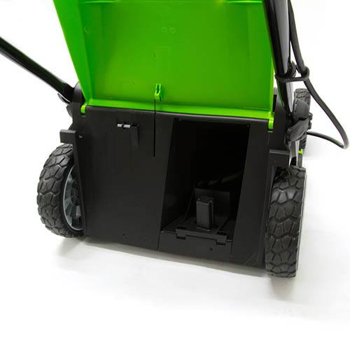 Greenworks 40v 40cm Walk Behind Mower with 2 x 2Ah Batteries and Charger