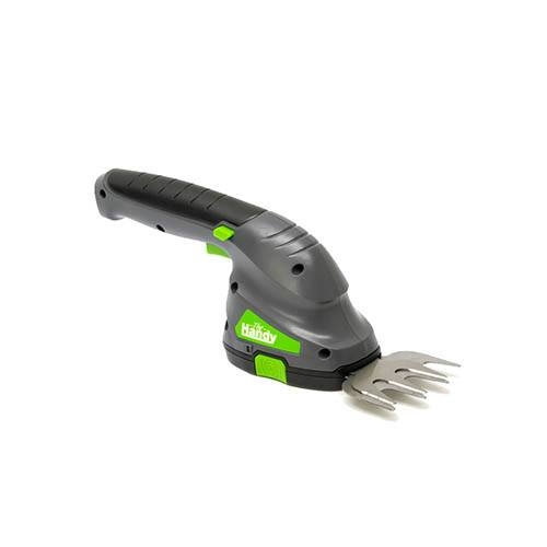 Handy 3.6v Lithium-Ion Cordless Shrub Shear and Grass Blades