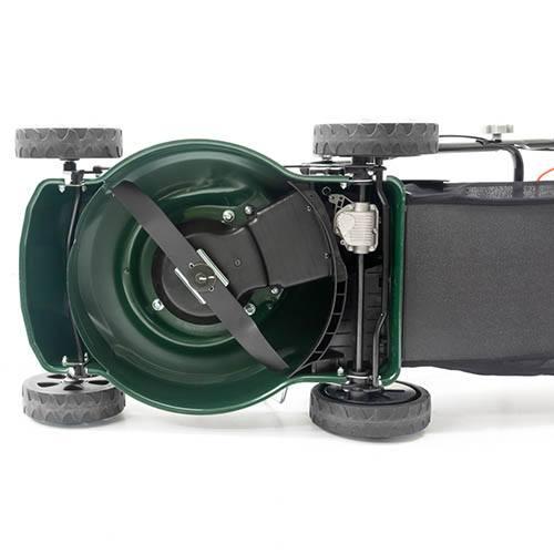Classic 41cm (16) Self Propelled Petrol Rotary Lawnmower