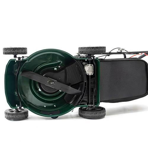 Classic 46cm (18) Self Propelled Petrol Rotary Lawnmower