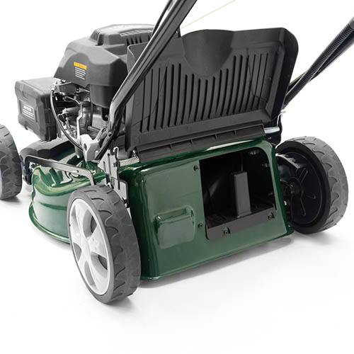 Classic 46cm (18) Self Propelled Electric Start Petrol Rotary Lawnmower