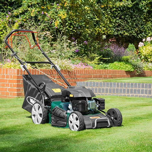 Classic 51cm (20) Self Propelled Petrol Rotary Lawnmower